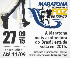 MARATONA FOZ DO IGUACU